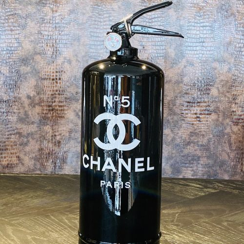 Ghost art Chanel Extinguisher