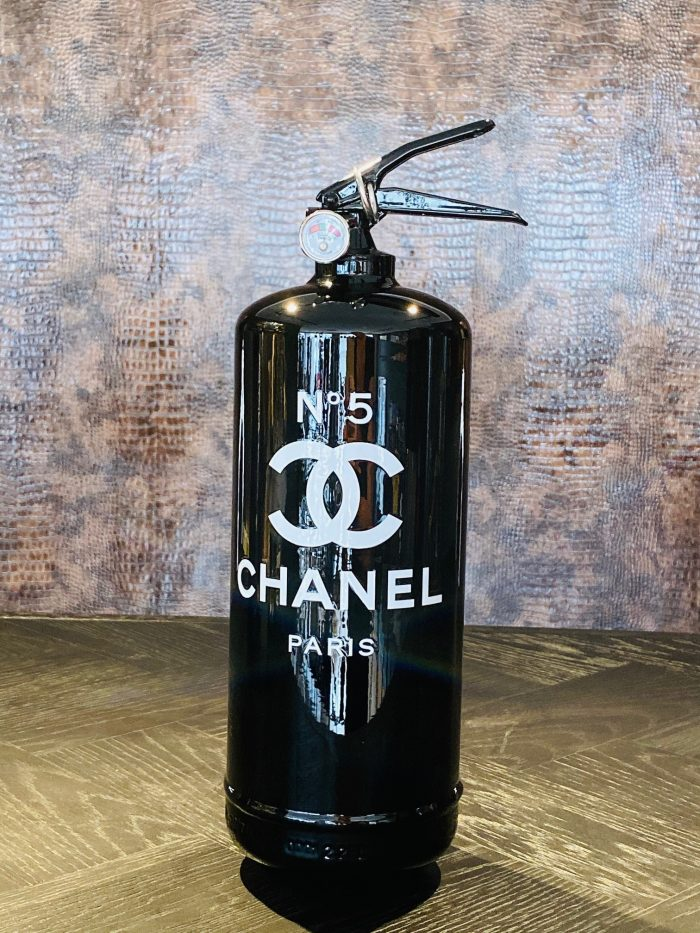 Ghost art Chanel Extinguisher