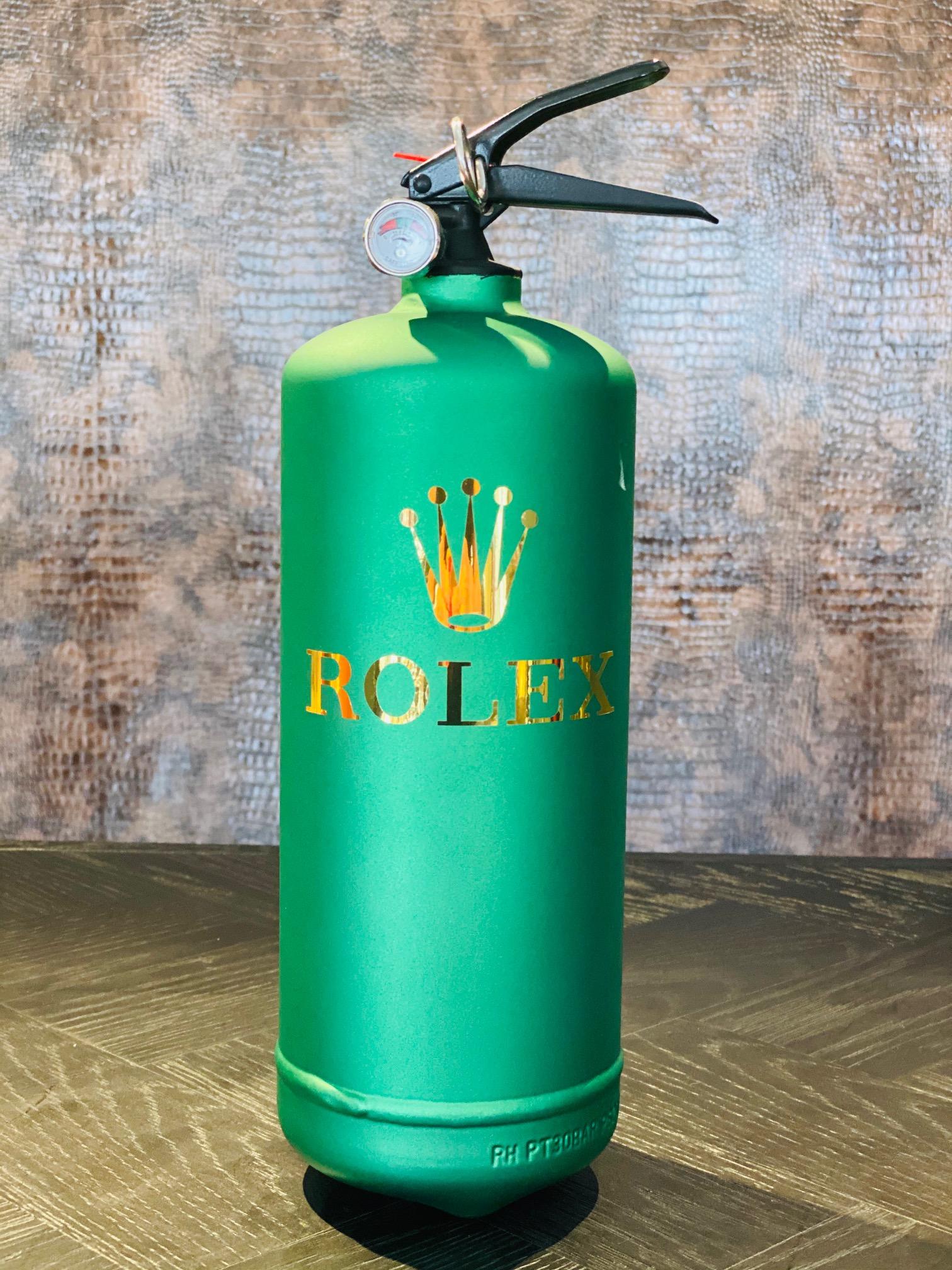 Ghost art Rolex Extinguisher