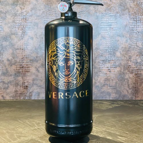 Ghost art Versace Extinguisher