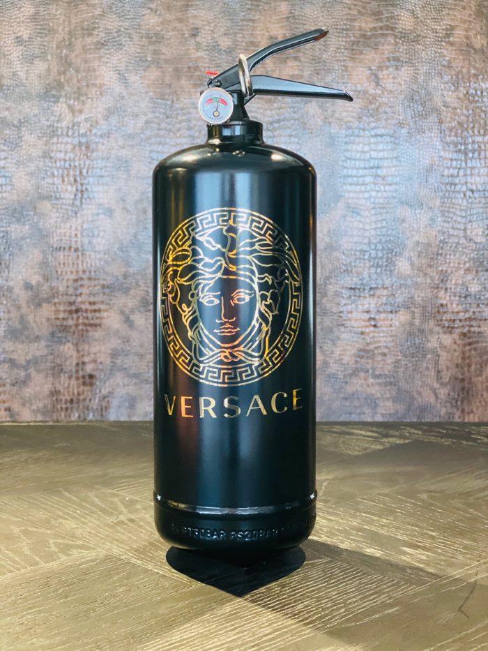 Ghost art Versace Extinguisher