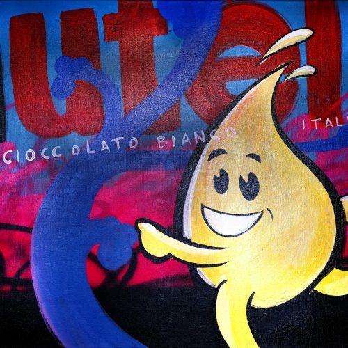 Selwijn Senetori Nutella