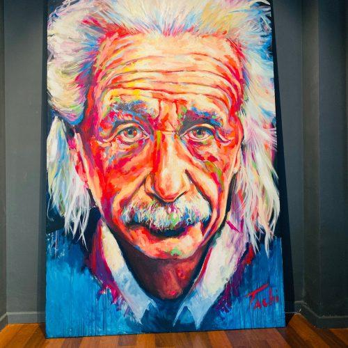Tachi Einstein