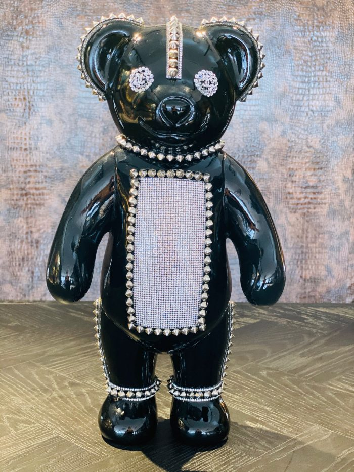 Tamara Sneep Teddybear Black