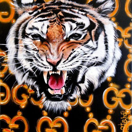 Zubayda Gucci Tiger