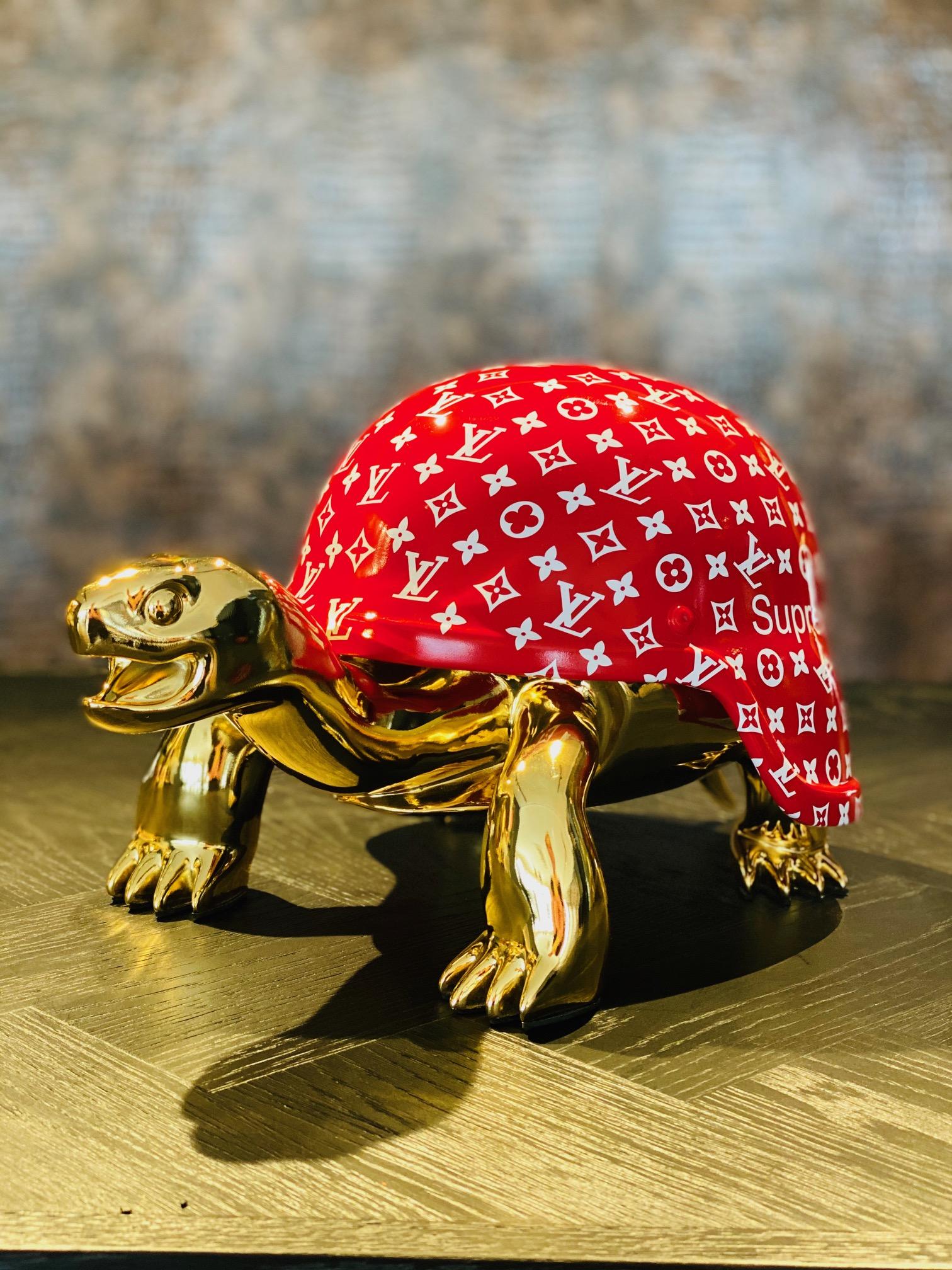 van Apple Turtle red