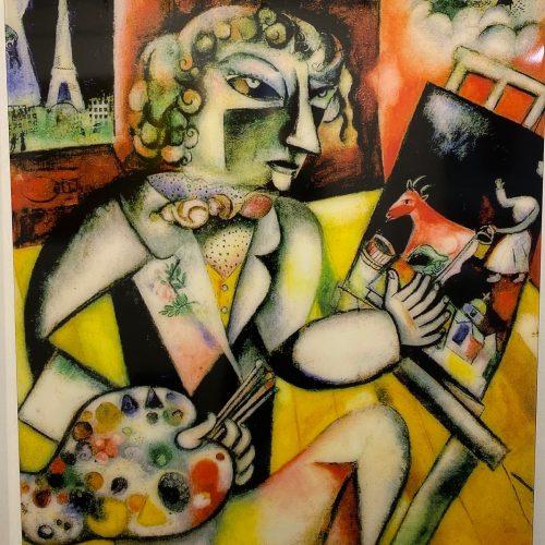 Replica Marc Chagall
