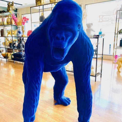 Tamara Sneep Blue gorilla