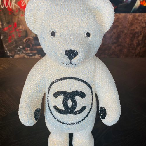 Tamara Sneep Chanel Care Bear