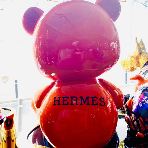 Tamara Sneep Hermes care bear