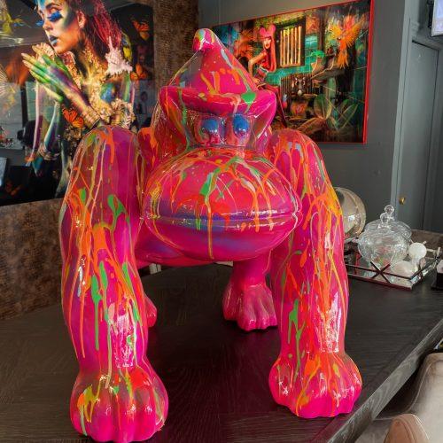 Tamara Sneep Neon gorilla