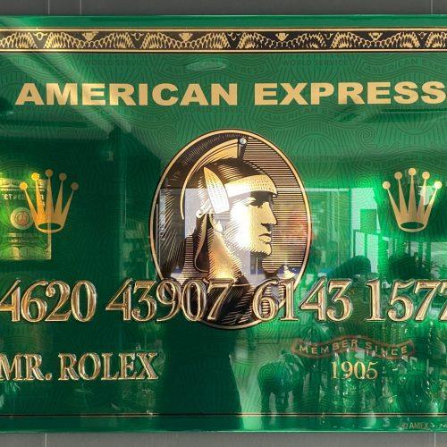 van Apple Mr Rolex